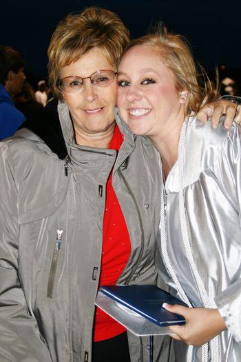 Kayley & Auntie Denise