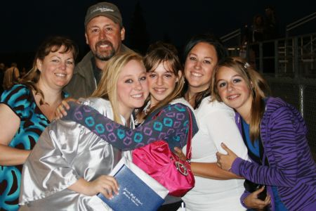 Kayley and Family