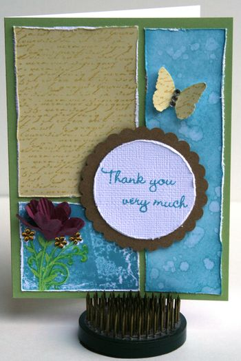 Thank You Card 001