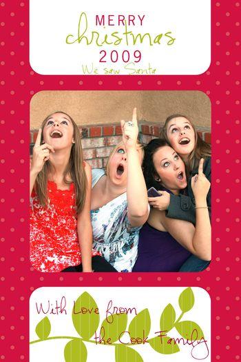 We Saw Santa 1