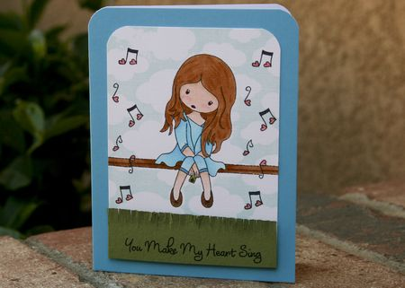 Cards for Kids music